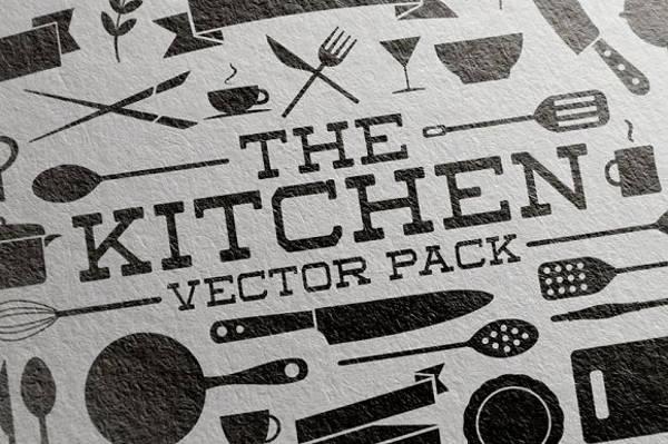 restaurant vector background