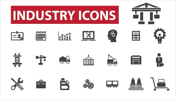 industry icons
