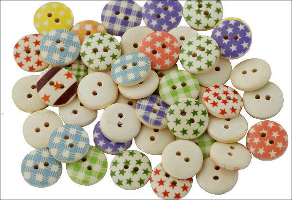 colorful-star-buttons