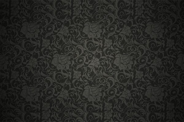 Vector Floral Texture