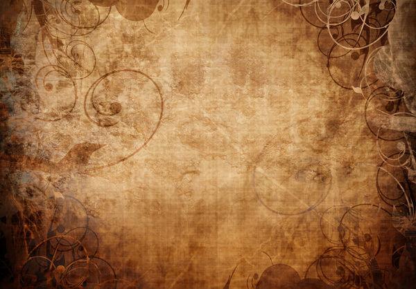 GrungeFloral Texture