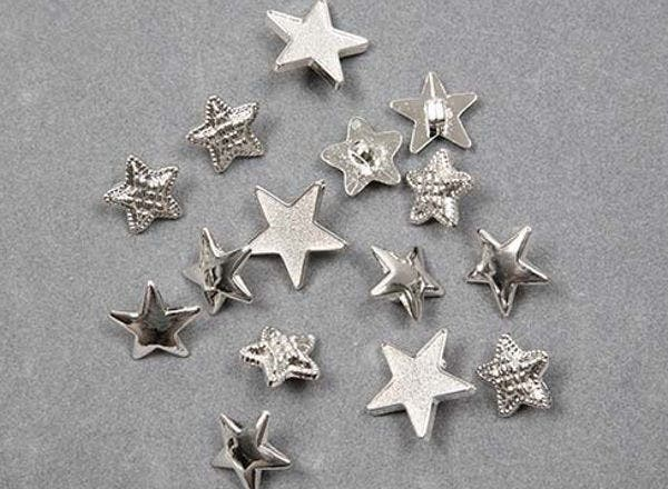 silver-star-button-pack