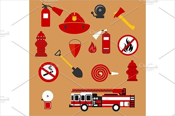 fire-safety-icons