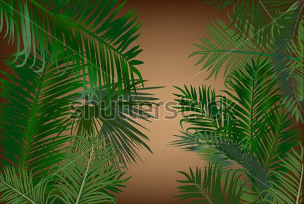 tropical-vector-background