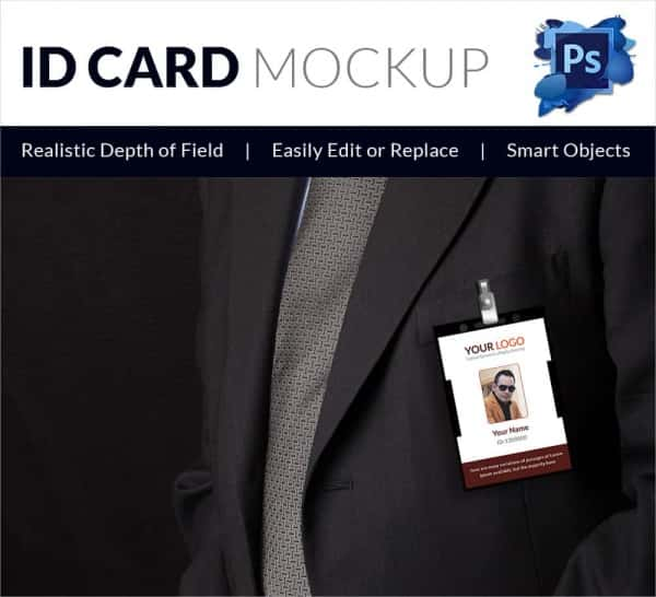 30 Blank ID Card Templates Free Word PSD EPS Formats Download – Id Card Psd Template