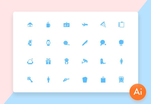 Minimal Icons for Android