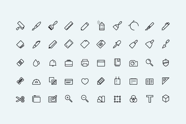 9+ Minimal Icons - PSD, JPG, PNG, Vector EPS Format Download