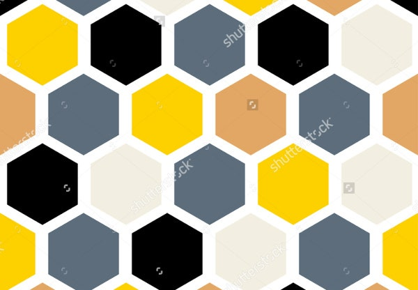 colorful-honeycomb-pattern