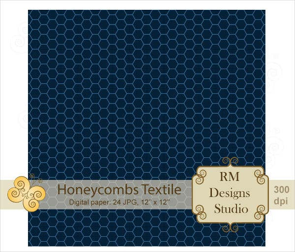 honeycomb-fabric-pattern