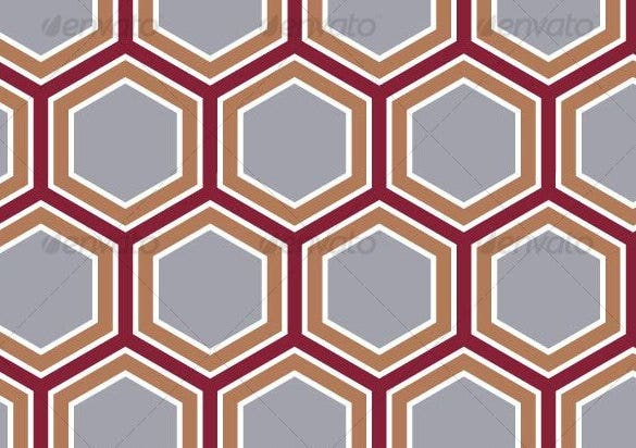 retro-honeycomb-pattern