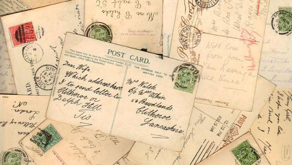 vintagepostcardtemplates
