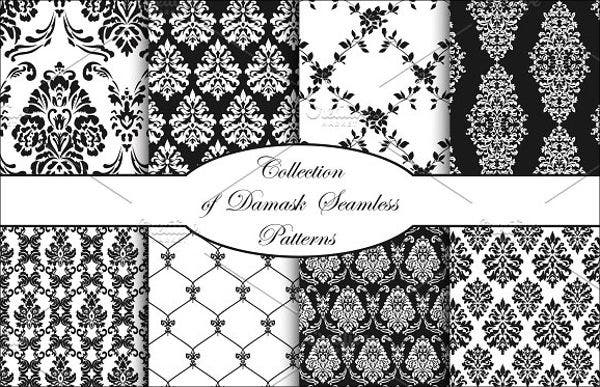 seamless-damask-vector