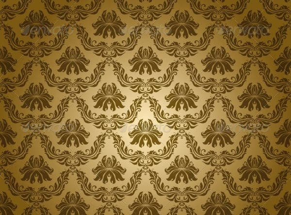 gold-damask-vector