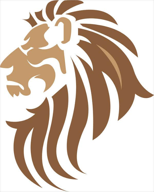 9+ Lion Vectors - EPS, PNG, JPG, SVG Format Download ...