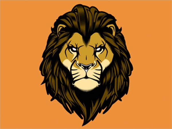 lion-silhouette-vector