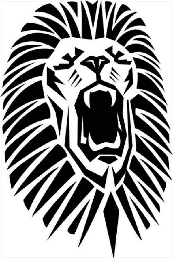roaring-lion-vector
