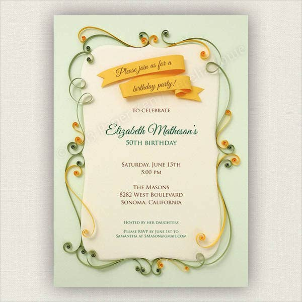 printable-vintage-quilled-invitation-for-parties