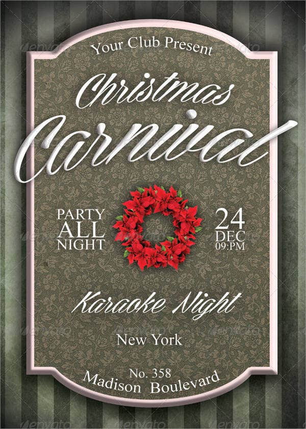 christmas-carnival-party-invitation