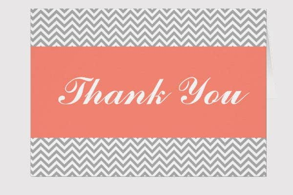 gray-chevron-thank-you-card