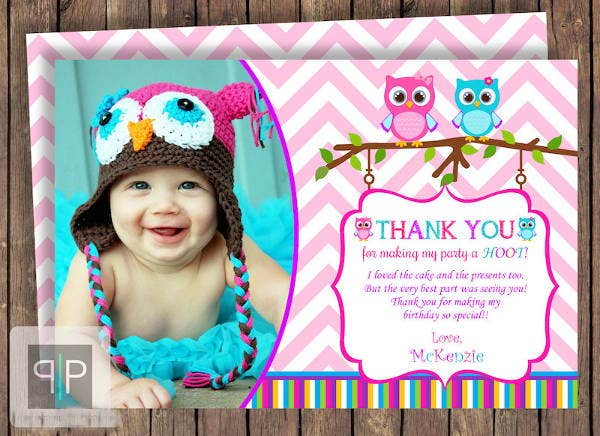 chevron-birthday-thank-you-card