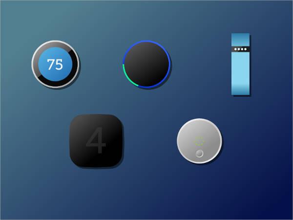 tech-gadget-icon-set