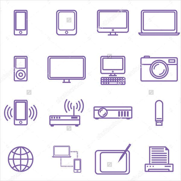 gadget-technology-icons
