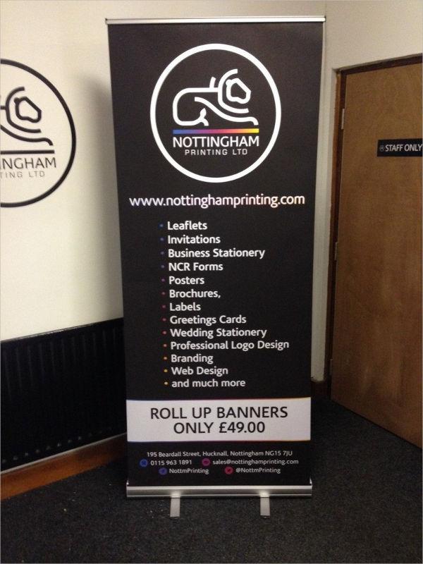Promotional Roller Banner