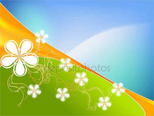 abstract-spring-vector