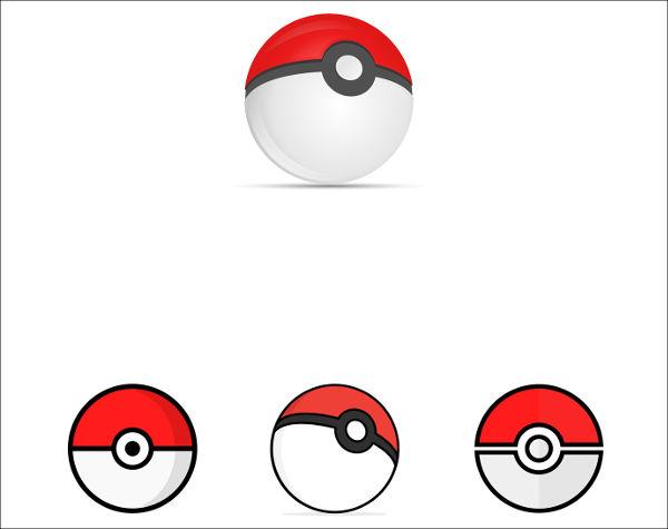 free-ball-vector