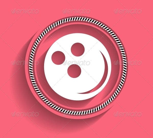 bowling-ball-vector