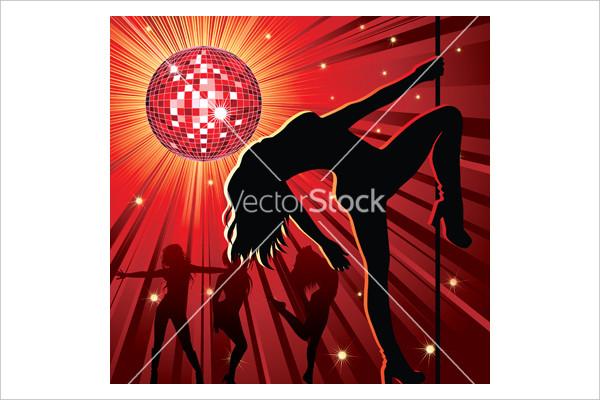 Free Nightclub Vector