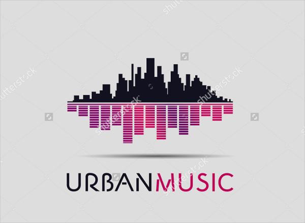 Urban Music Club Vector