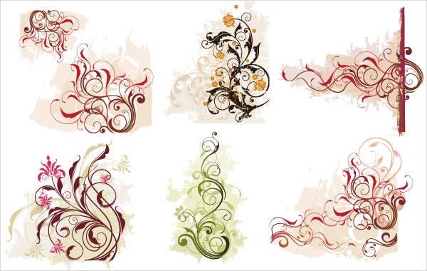 swirl-vine-vector
