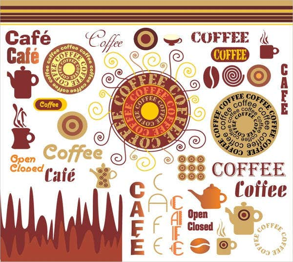 Coffee Vector Art