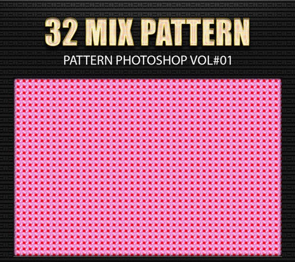 photoshop japanese pattern set