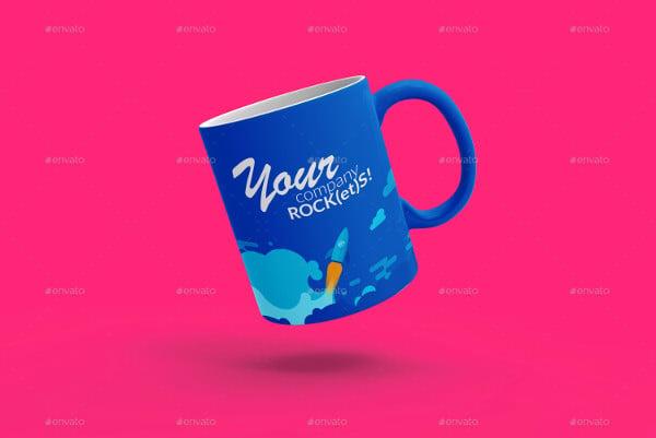 6 Coffee Mug Mockups