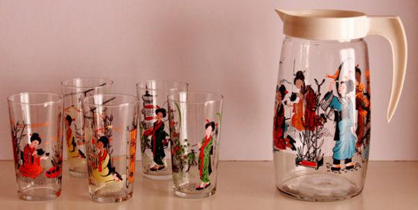 vintage japanese pattern