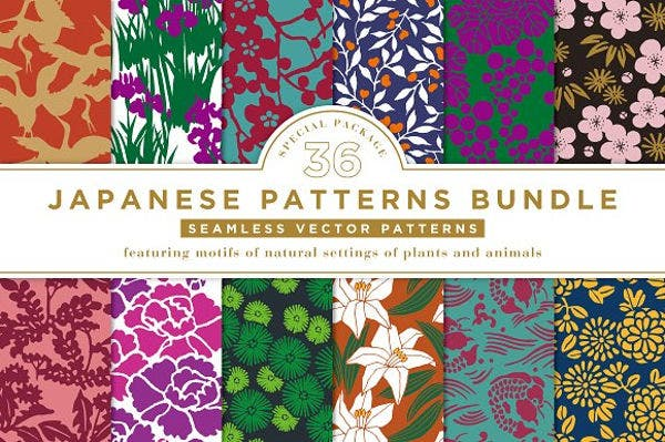 japanese-floral-pattern