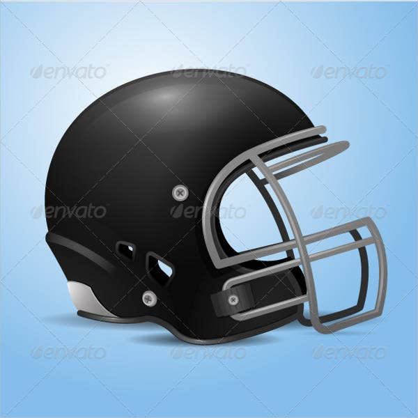 helmet-football-vector