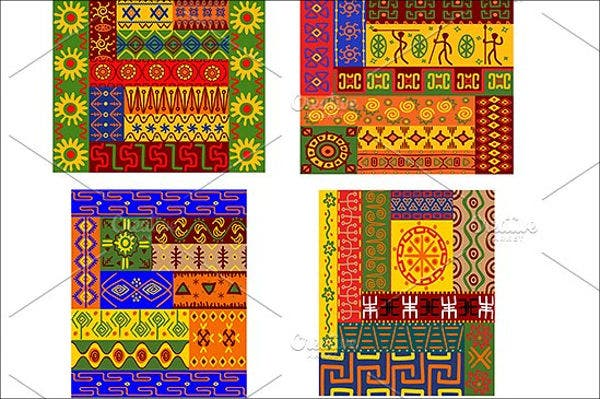 simple-african-pattern
