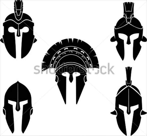 Spartan helmet template printable bing images for Spartan mask template