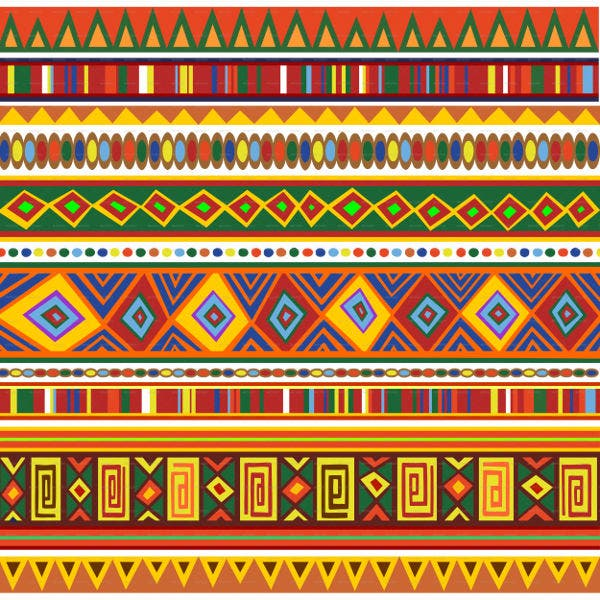 colorful-african-pattern