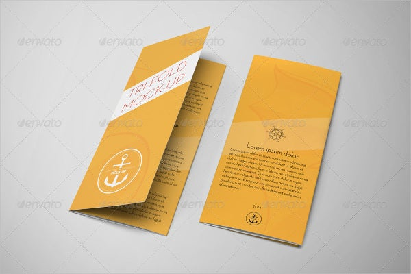 11 Brochure Mock Up Editable Psd Ai Vector Eps Format Download