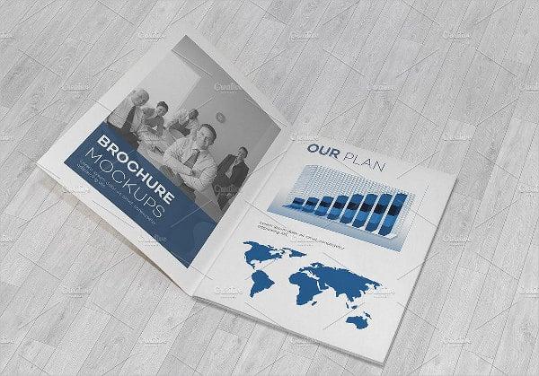 Booklet Brochure Mockup