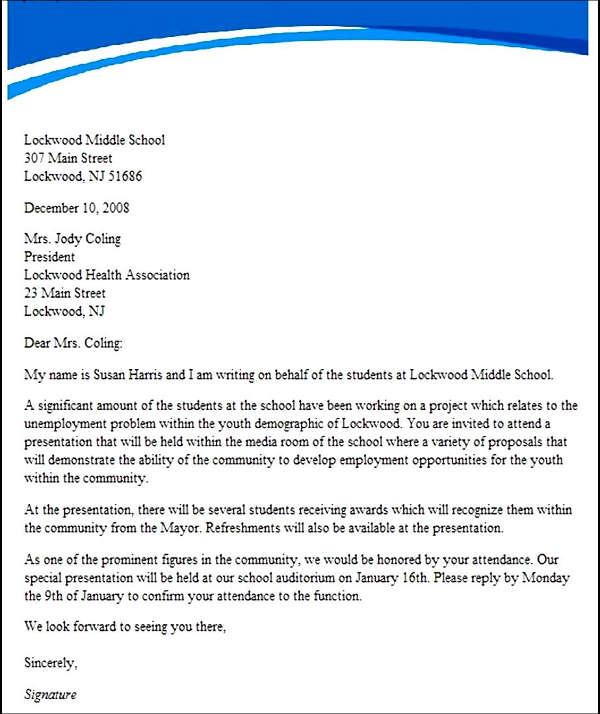 Invitation letter meeting sample mn speed dating invitation letter meeting sample stopboris Gallery