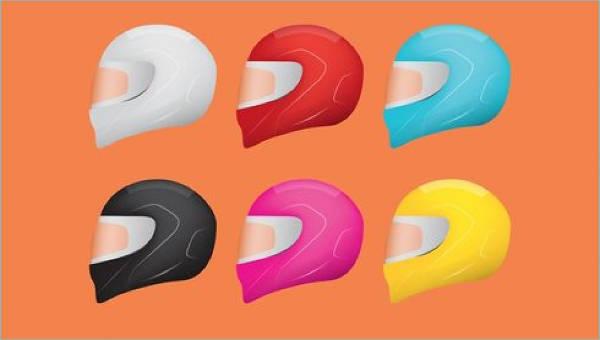 helmet vectors
