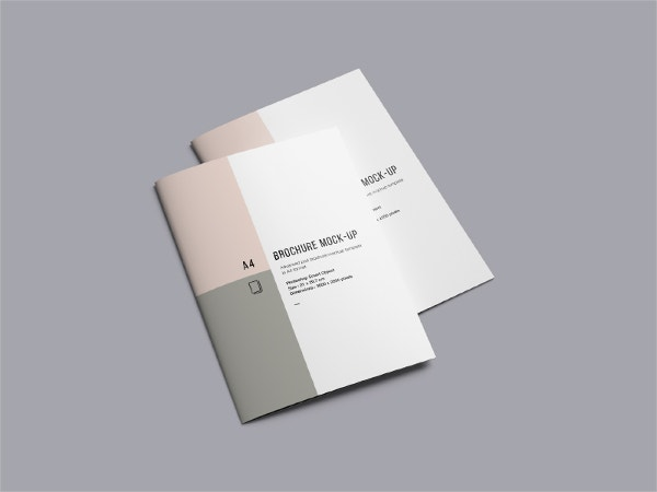 brochure mockup template - 11 brochure mock up editable psd ai vector eps format