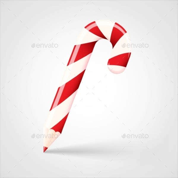abstract pencil vector