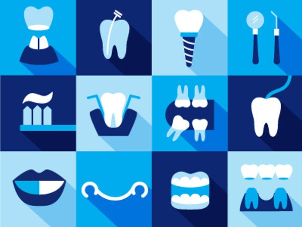 dental-clinic-outline-icons