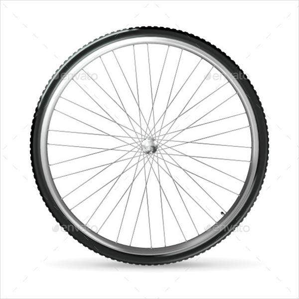 bicycle-wheel-vector